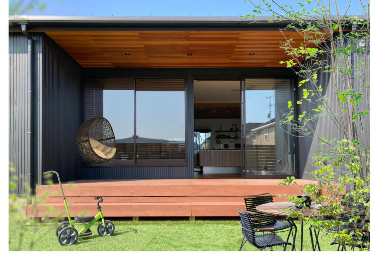薩摩川内市永利町に建築中の家暮楽建売の先行予約販売開始!お問い合わせはお早めに!