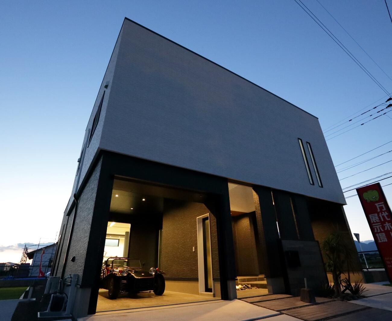 鹿屋市で2棟同時OPEN+建築現場見学会開催!
